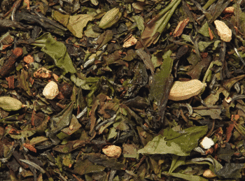 White Chai Thé Blanc Saveur épicée