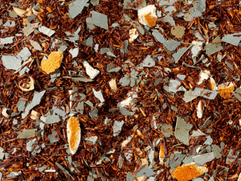 Orange Eucalyptus Thé Rooibos Saveur Orange Eucalyptus