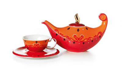 Aladin - Tasses et soucoupes