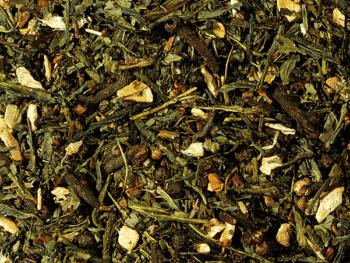 shangai chai épicée